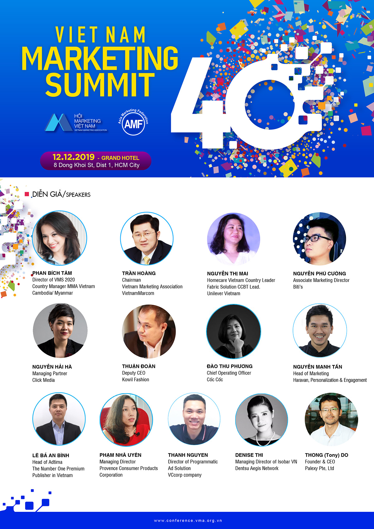 Vietnam Marketing Summit (VMS) 2020