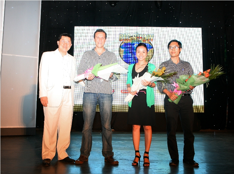 VietnamMarcom - The Big Show 2010